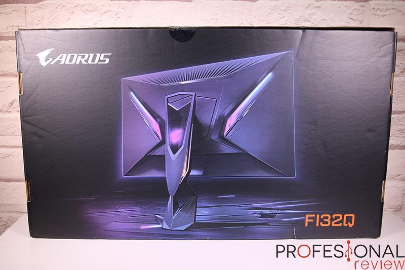 AORUS FI32Q Review