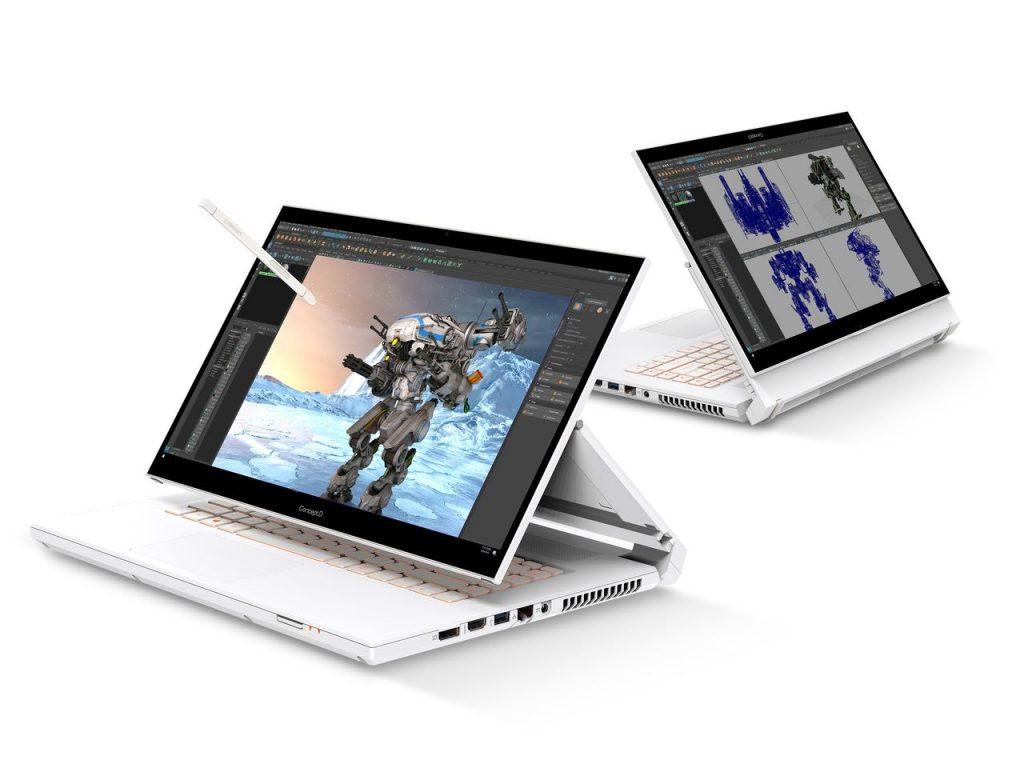 portatil profesional intel core nvidia rtx a5000