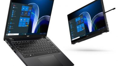 Acer TravelMate Spin P6