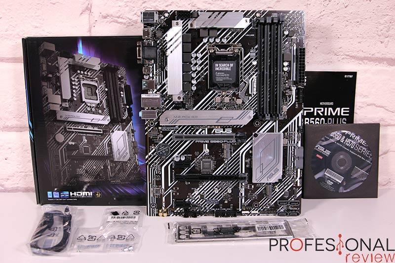 Asus PRIME B560 Plus Review