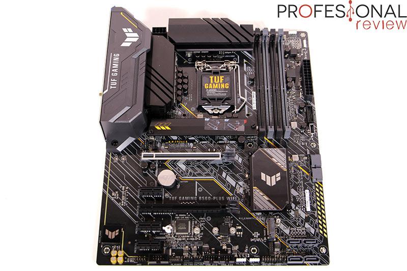 Asus TUF Gaming B560-Plus WiFi Review