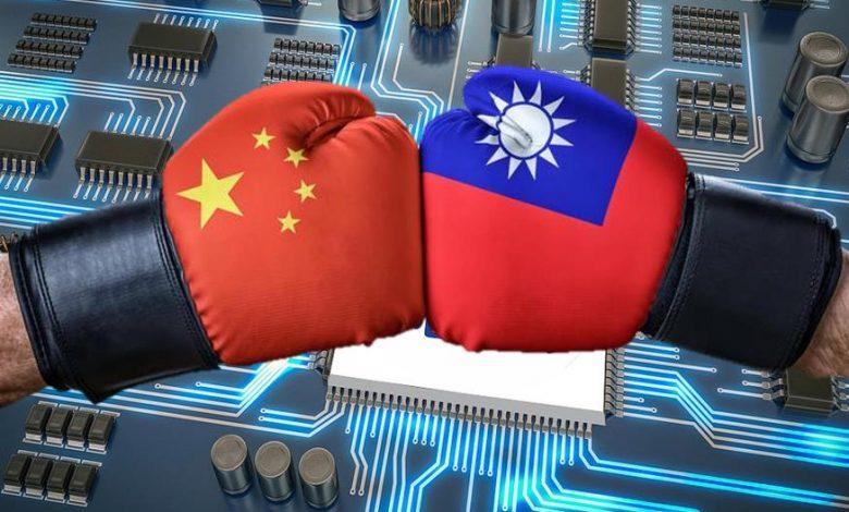 China vs Taiwan Semiconductores