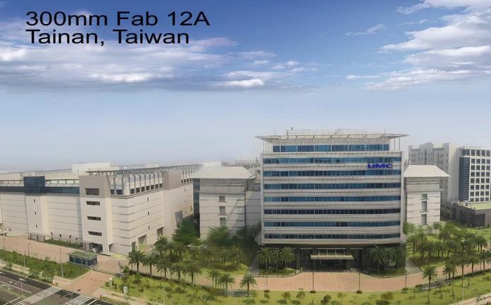 Fab 12A UMC Taiwan