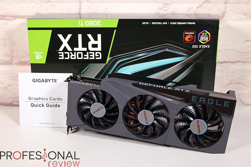 Gigabyte RTX 3080 Ti EAGLE 12G Review