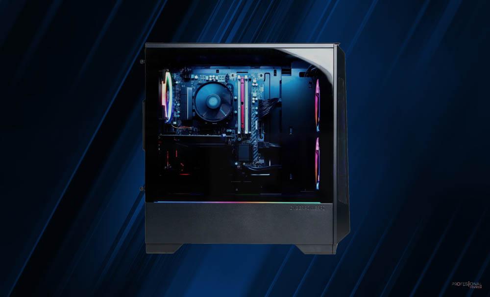 CyberPowerPC Intel Xe DG1