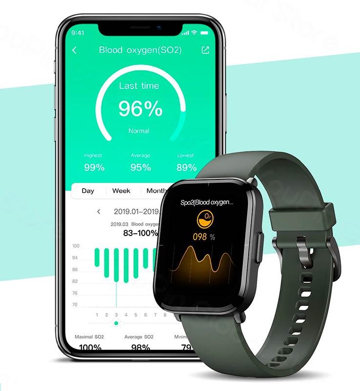 Mibro Color Smartwatch lanzamiento