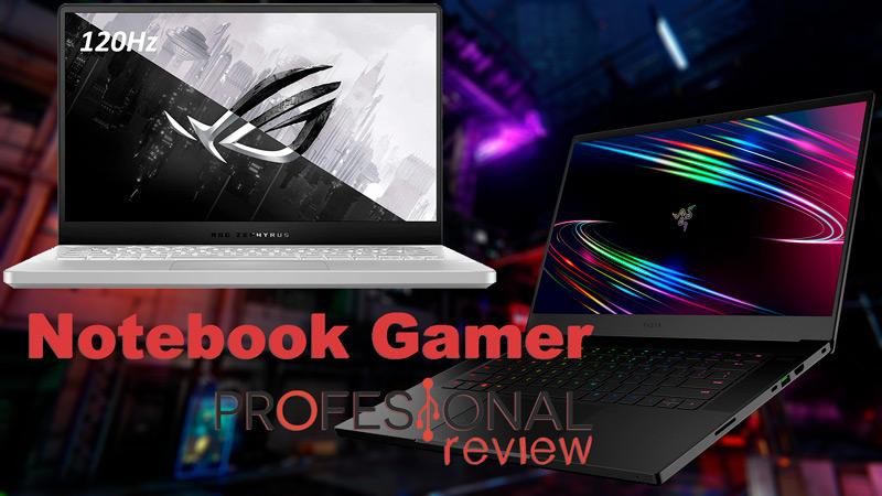 notebooks gamer