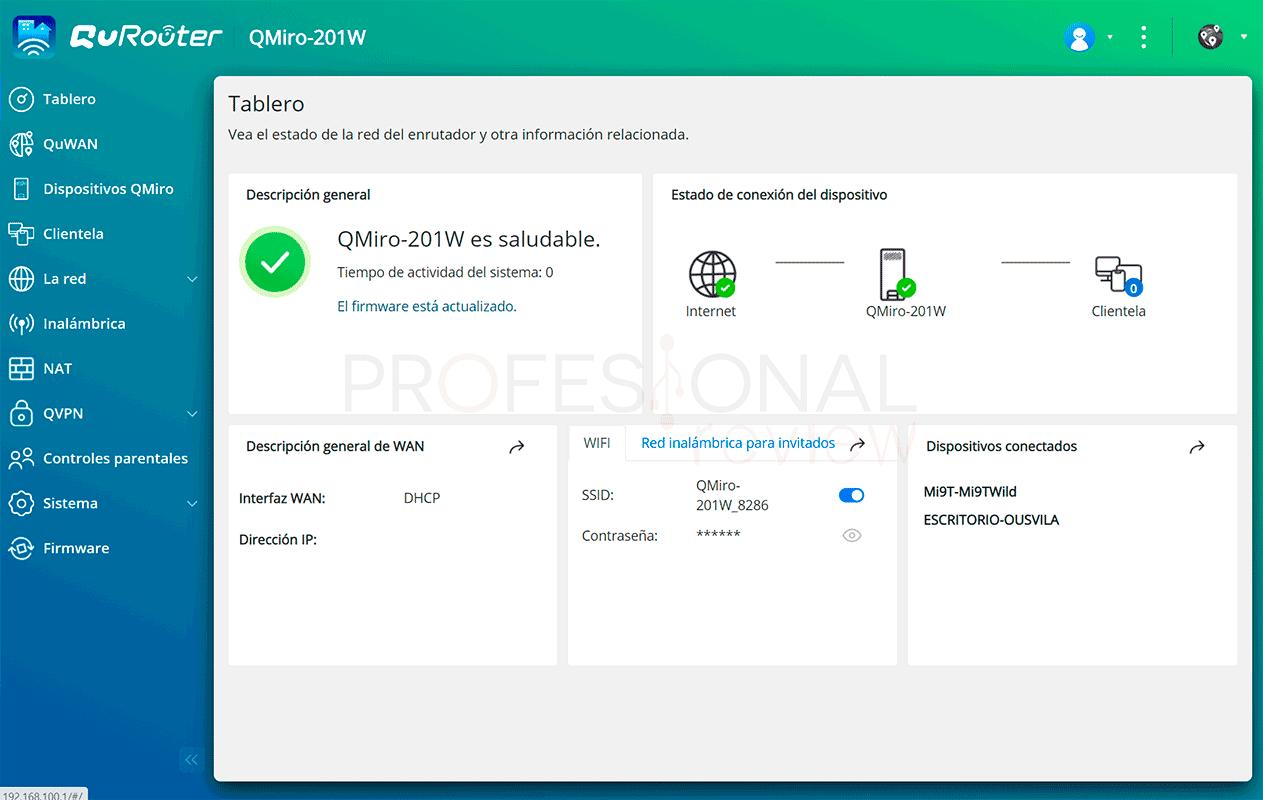QNAP QMiro-201W Firmware