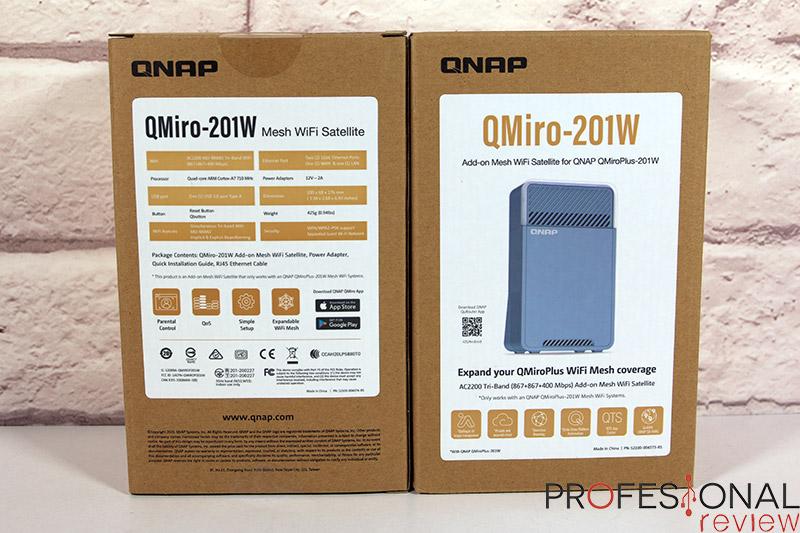 QNAP QMiro-201W Review