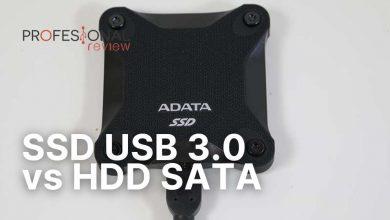 SSD USB 3.0 vs HDD SATA