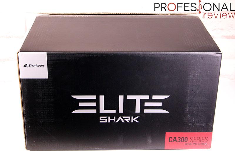 Sharkoon Elite Shark CA300H Review