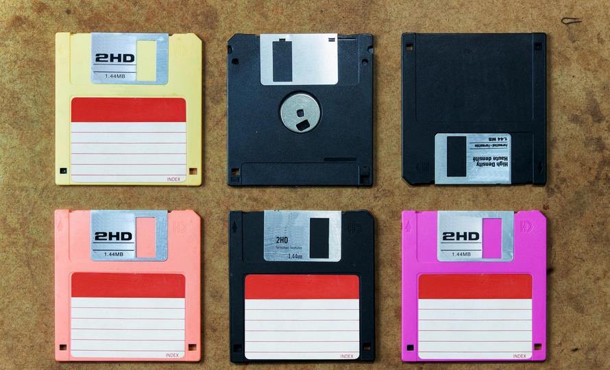 Unidades Floppy