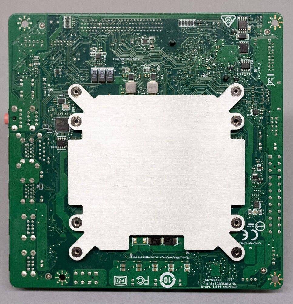 backplate soc amd 4700s