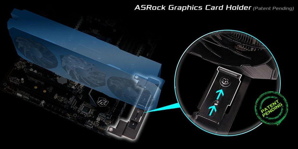 soporte peso tarjeta grafica