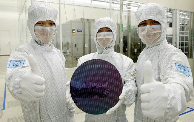 fabricacion chips silicio