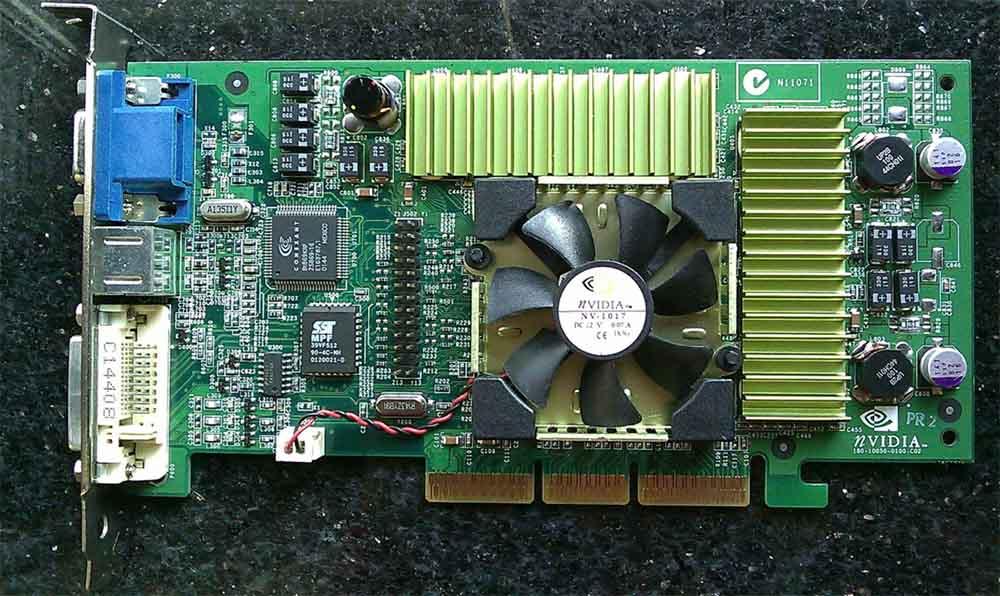 NVIDIA GeForce3