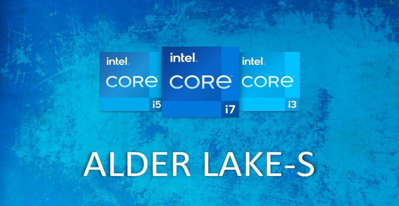 procesador intel alder lake-s ingenieria