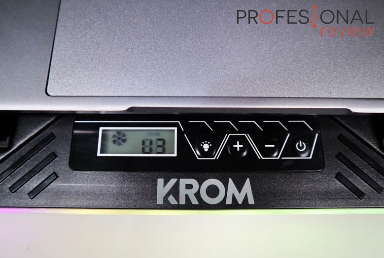 Krom Kooler review