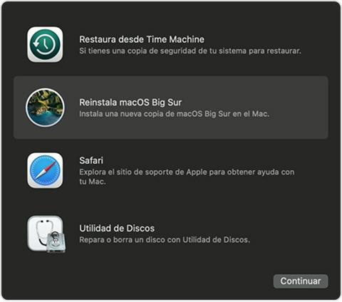 Instalar macOS en SSD USB 3.0