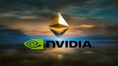 tarjeta grafica nvidia ethereum