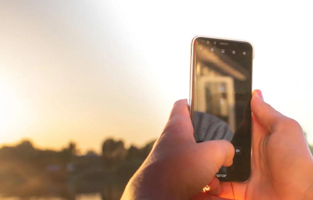 nits smartphone
