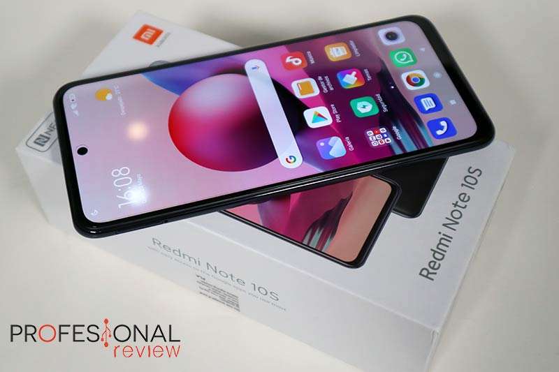 Redmi Note 10S Review