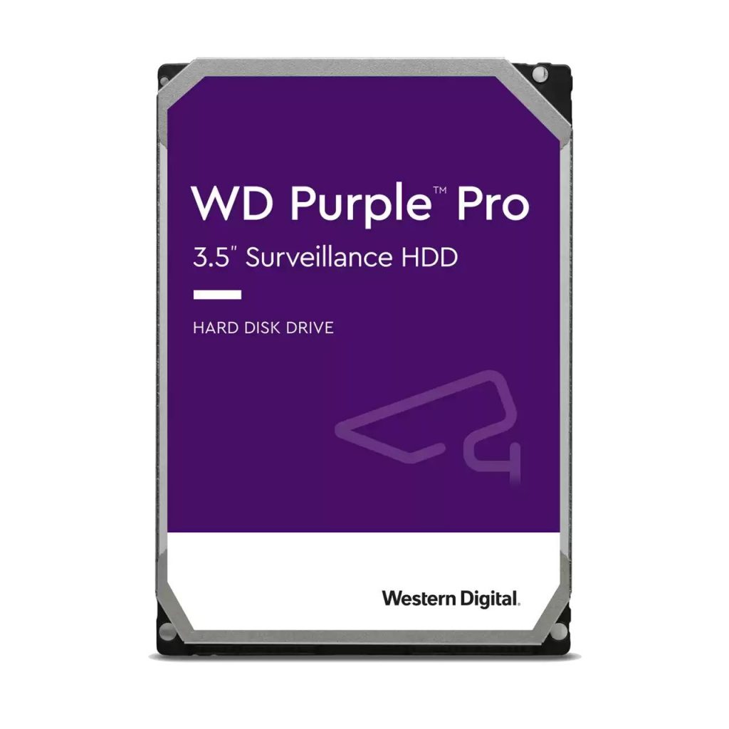 western digital purple pro hdd