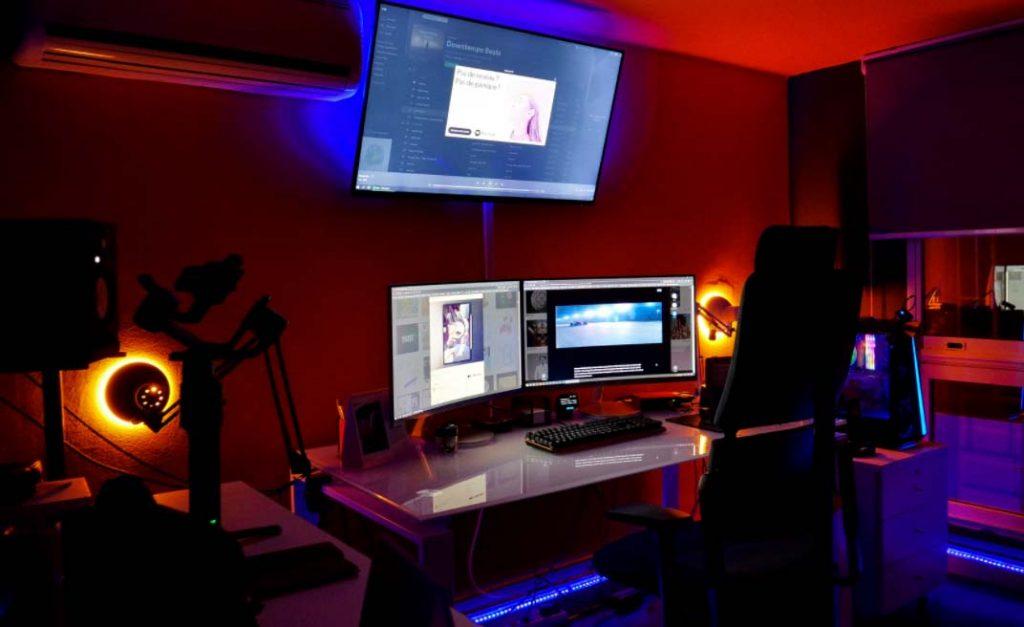 setup xlr