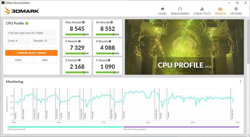 benchmark cpu 3dmark