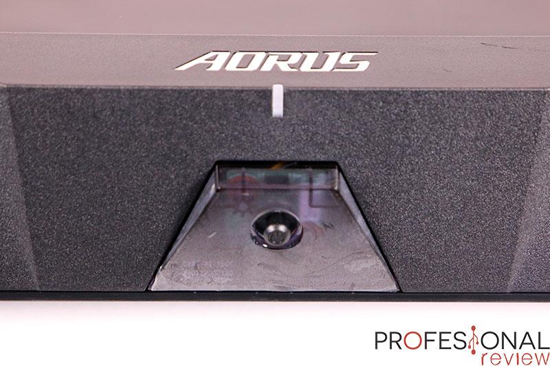 AORUS FV43U Review