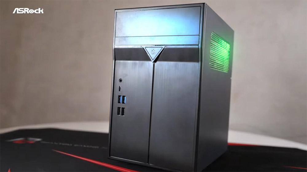 ASRock DeskMini Max Concept