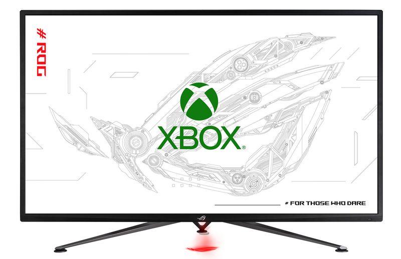 monitor gaming xbox series x