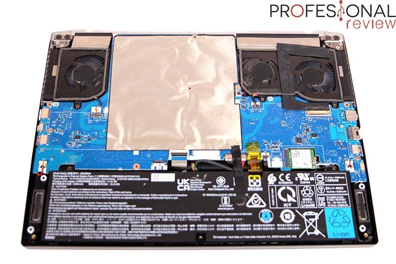 Acer Predator Triton 500 Hardware