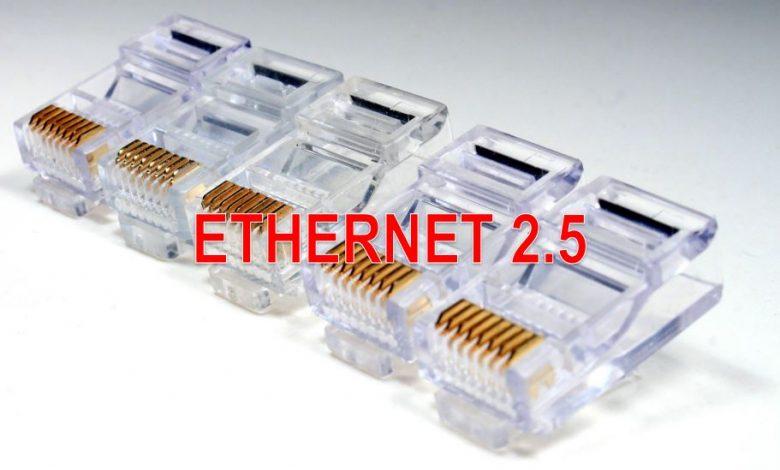 conexion ethernet 2.5