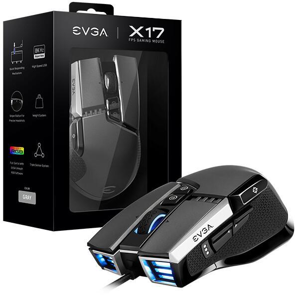EVGA X17