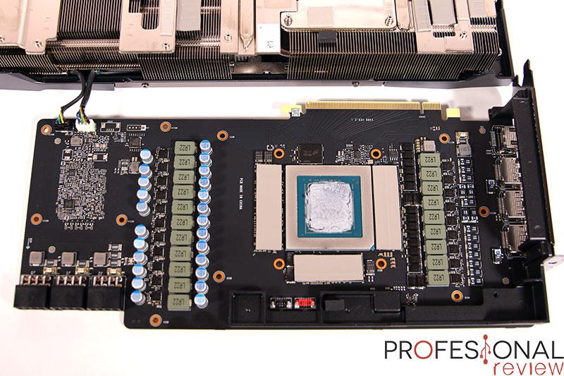 MSI RTX 3080 Ti SUPRIM X PCB