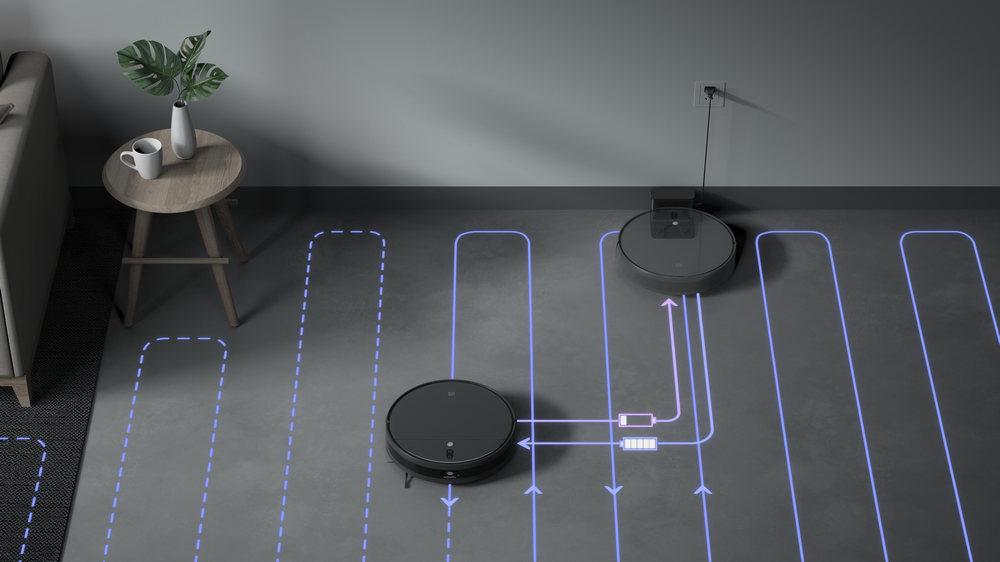 Mi Robot Vacuum Mop 2 Pro+
