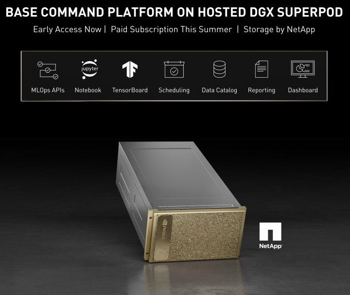 NVIDIA DGX SuperPOD IA