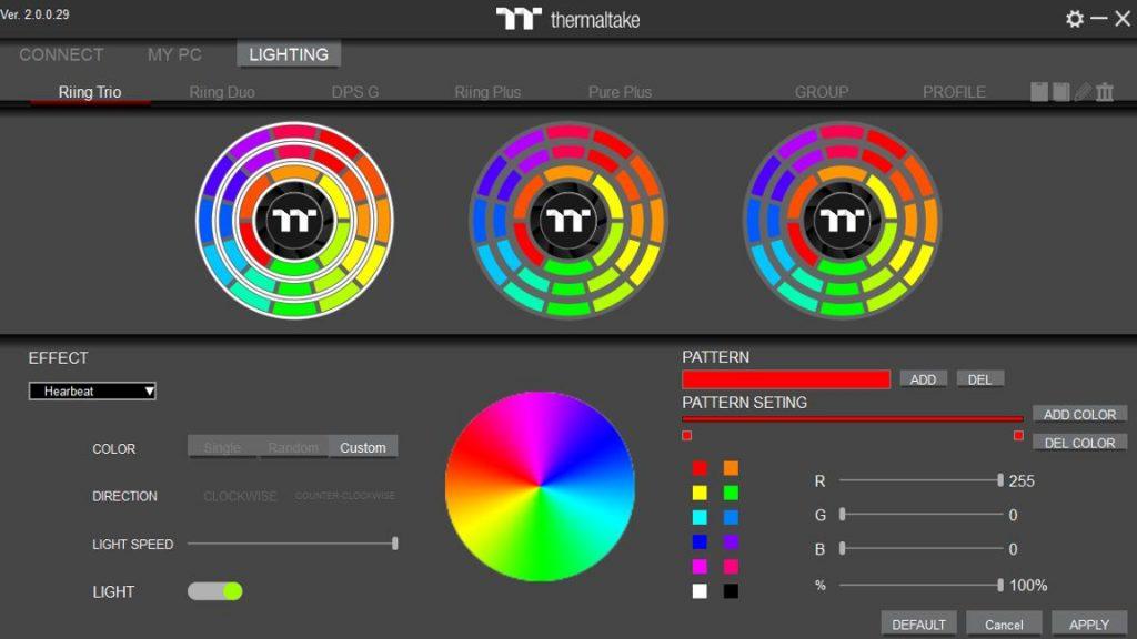 interfaz thermaltake tt rgb plus