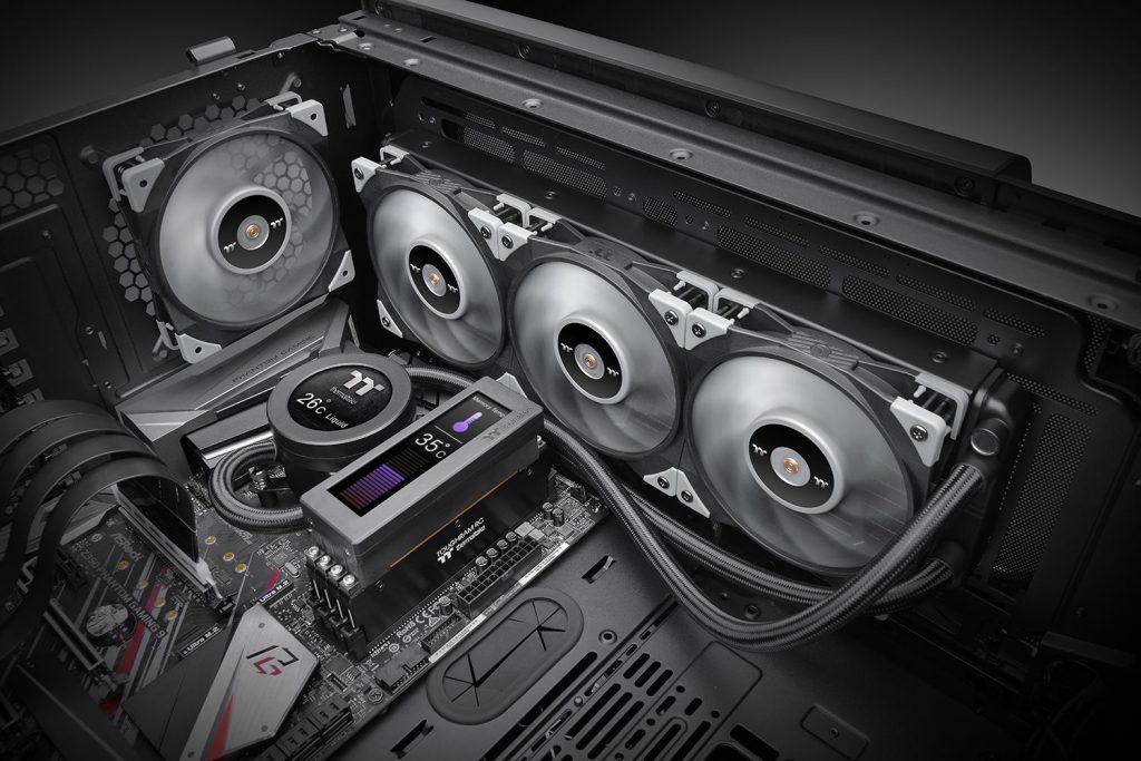 Thermatake Flore RC Ultra 240/360 Memory & CPU AiO
