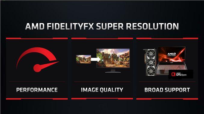 caracteristicas FidelityFX Super Resolution