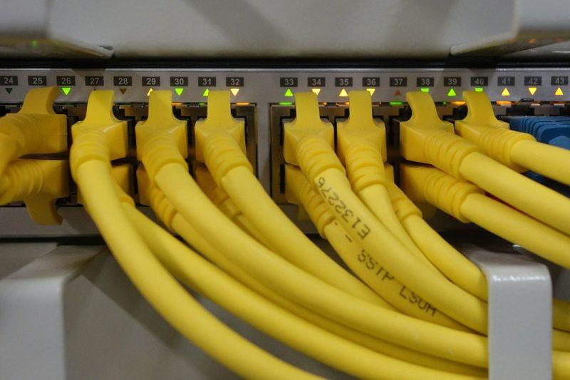 router ethernet