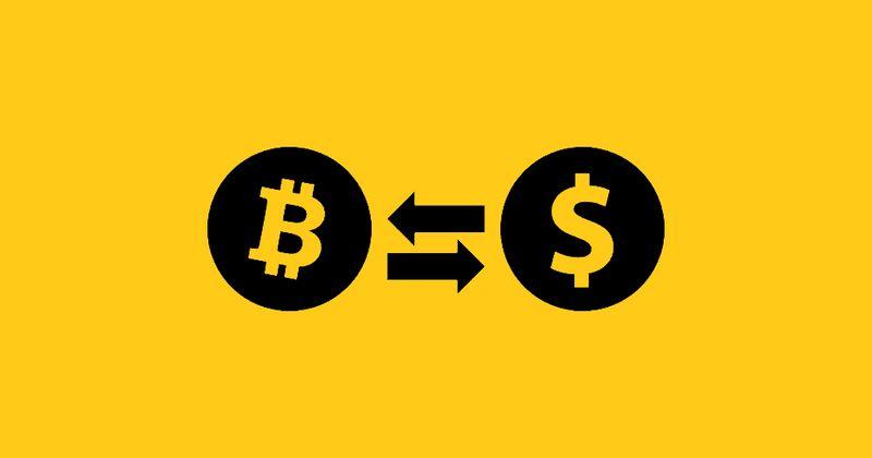 cambio bitcoin dolar
