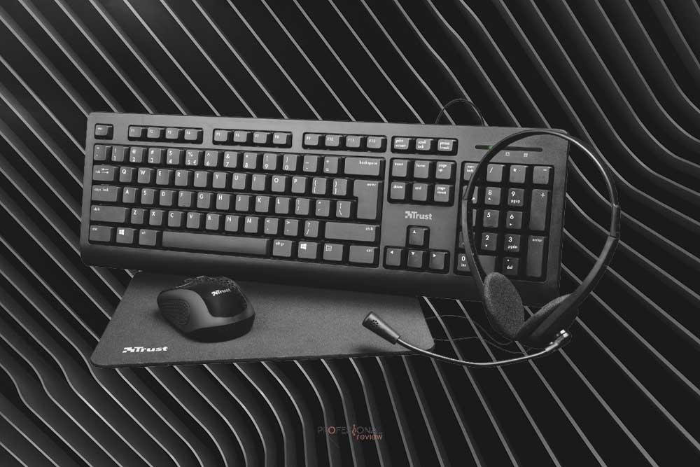 claves para elegir teclado oficina
