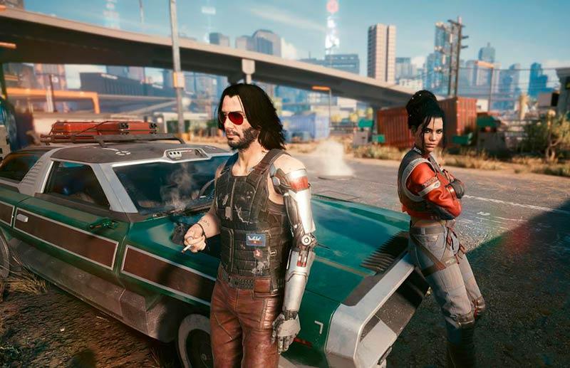 Cyberpunk 2077 vuelve a playstation store