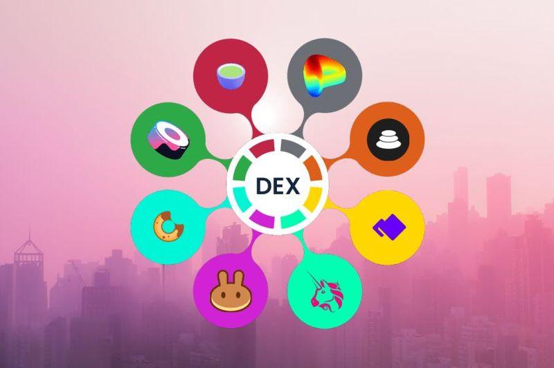 exchange descentralizada