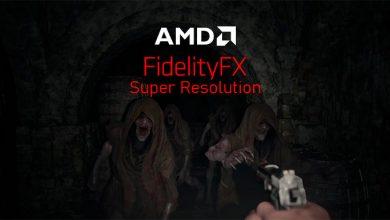 fidelityfx super resolution juegos