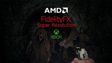 fidelityfx super resolution xbox
