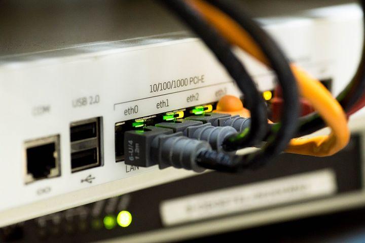 router gigabit ethernet