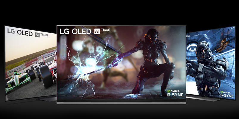 television lg g-sync compatible
